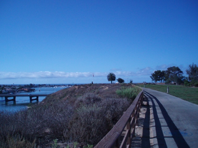 Newport Beach Bicycle Trails