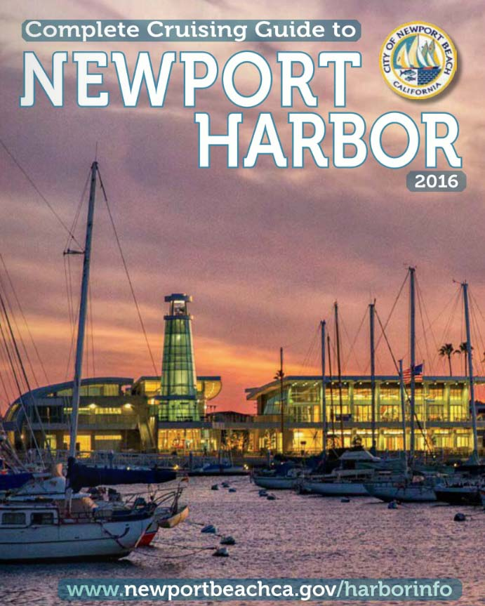 Harbor Guide Cover