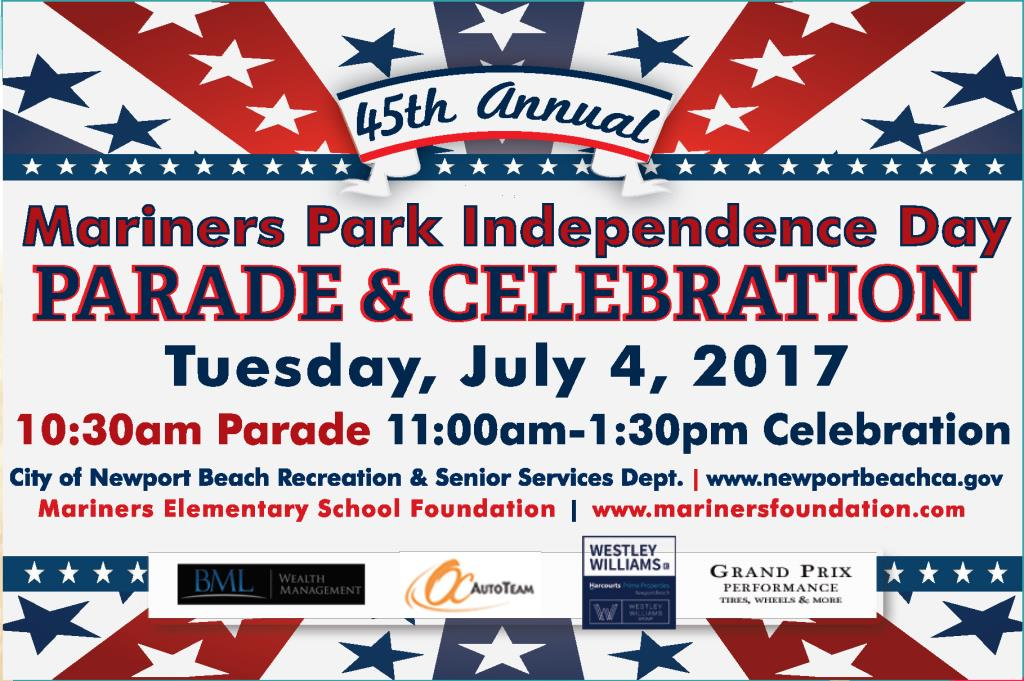 45th Annual Mariners 4th of July