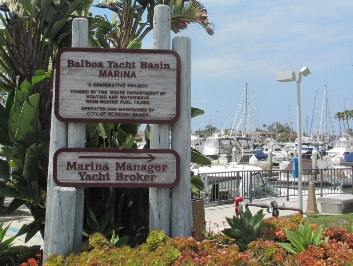 BYB Entrance Sign