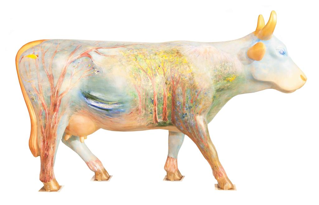 Want Milk? Save Nature by LarisaPilinsky-AKA-Lark