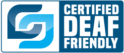 LP Connect Deaf Friendly Certified