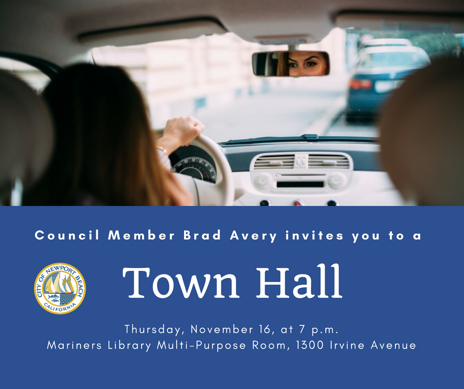 Council Member Avery Town Hall on 11-18-2017