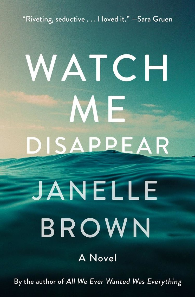 "Cover image ""Watch Me Disappear"""