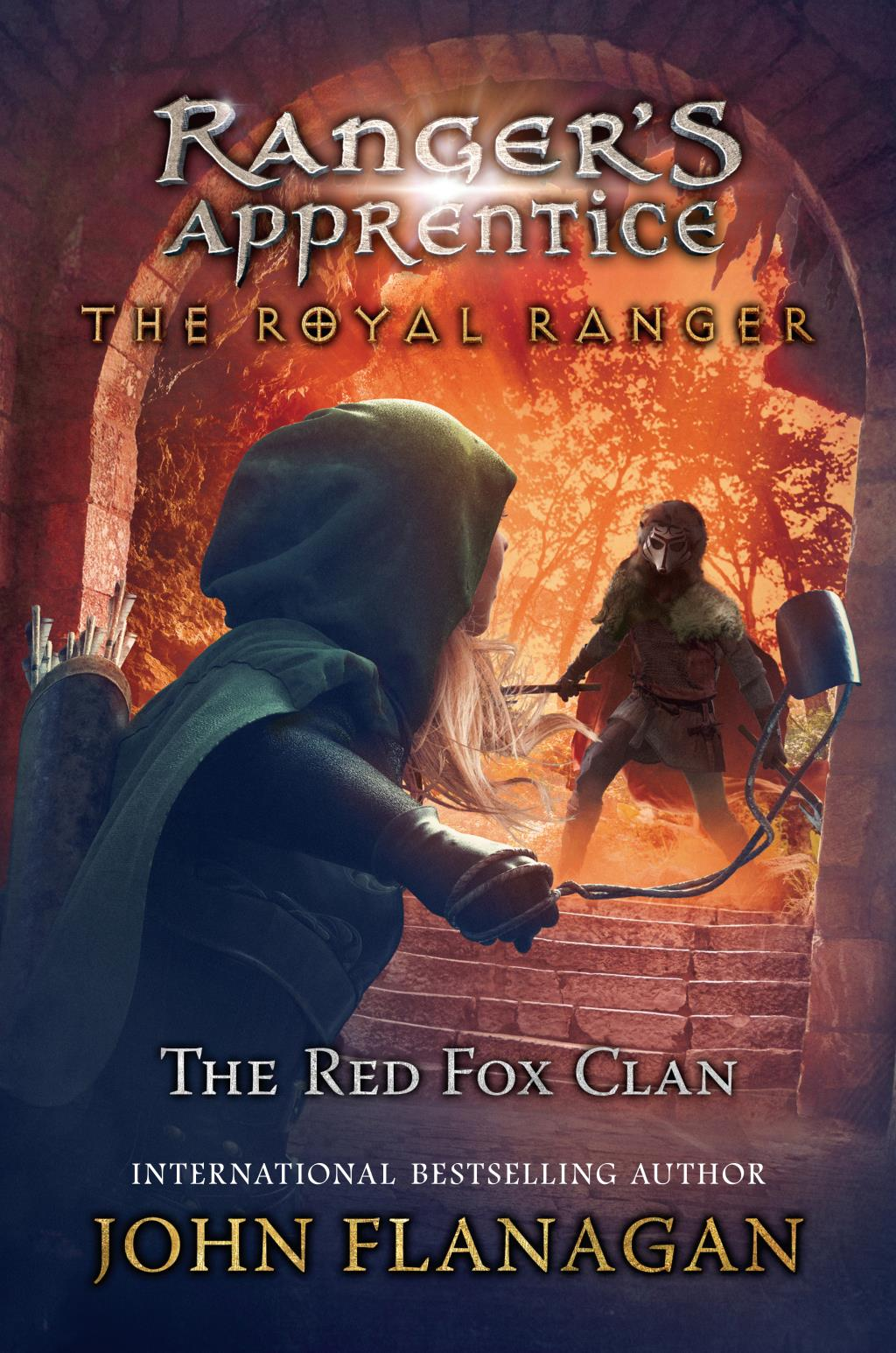 RED FOX CLAN book cover