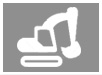 construction equipment icon
