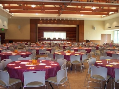 Event Center Banquet Seating 1