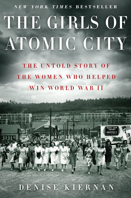 The City of Atomic Girls book cover