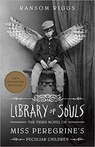 Library of Souls Book Cover
