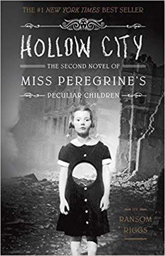 The Hollow City Book Cover