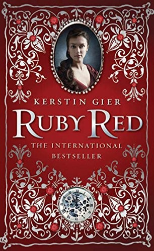Ruby Red Book Cover
