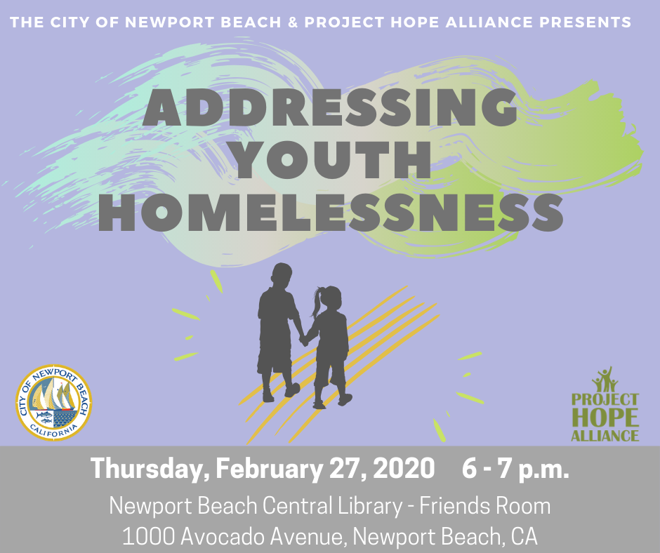 Addressing Youth Homelessness NextDoor Facebook