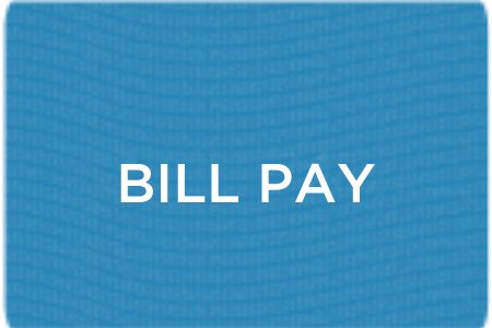 Bill Pay Blue