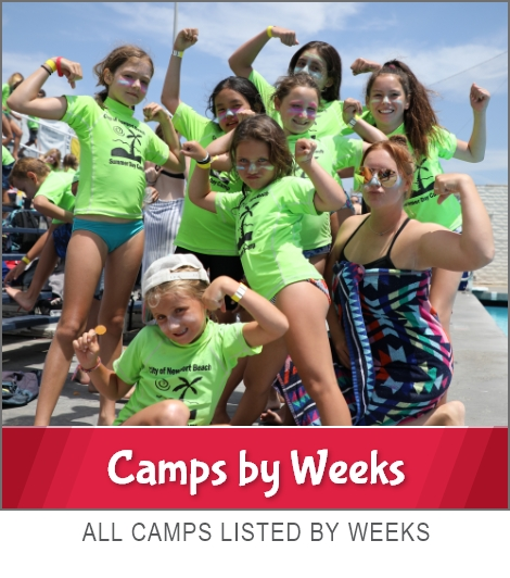 Camps by Weeks