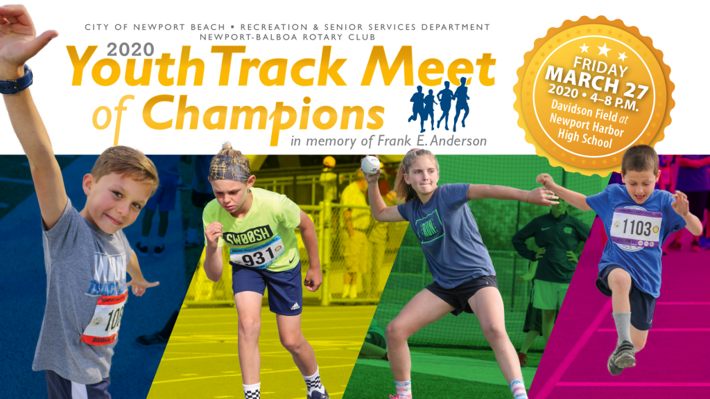 Youth Track Meet of Champions