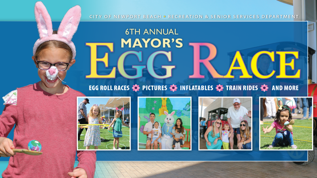 6th Annual Mayor's Egg Race