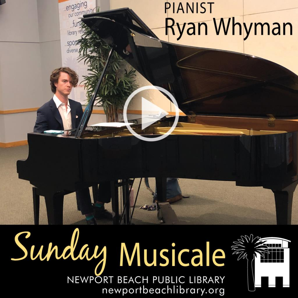 Link to Sunday Musicale