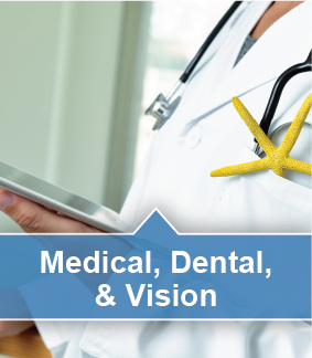 Medical, Dental, & Vision