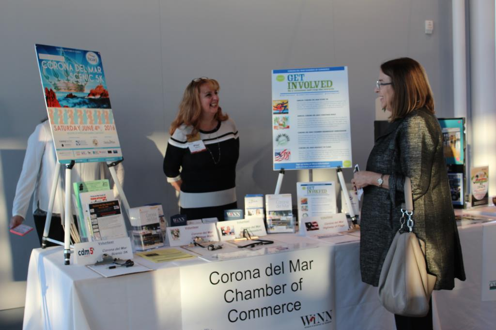 WiNN Partner Corona del Mar Chamber of Commerce