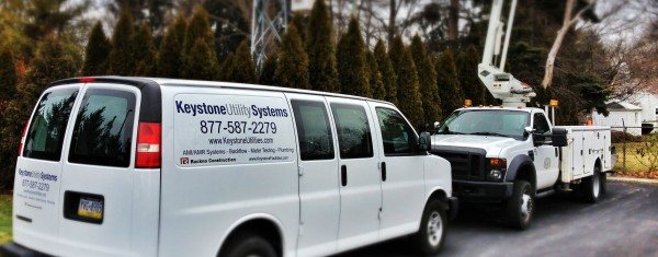Keystone Utilities Vehicle 2