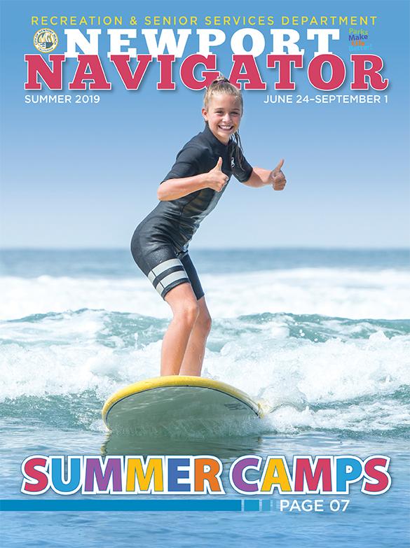 Summer 2019-Newport Navigator