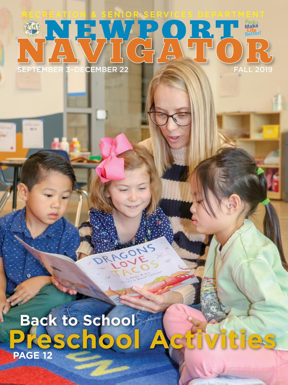 Fall 2019-Newport Navigator